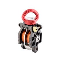 RPM Shackle Double Axle Twin Pulley