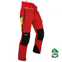 Ventilation pantalon de protection