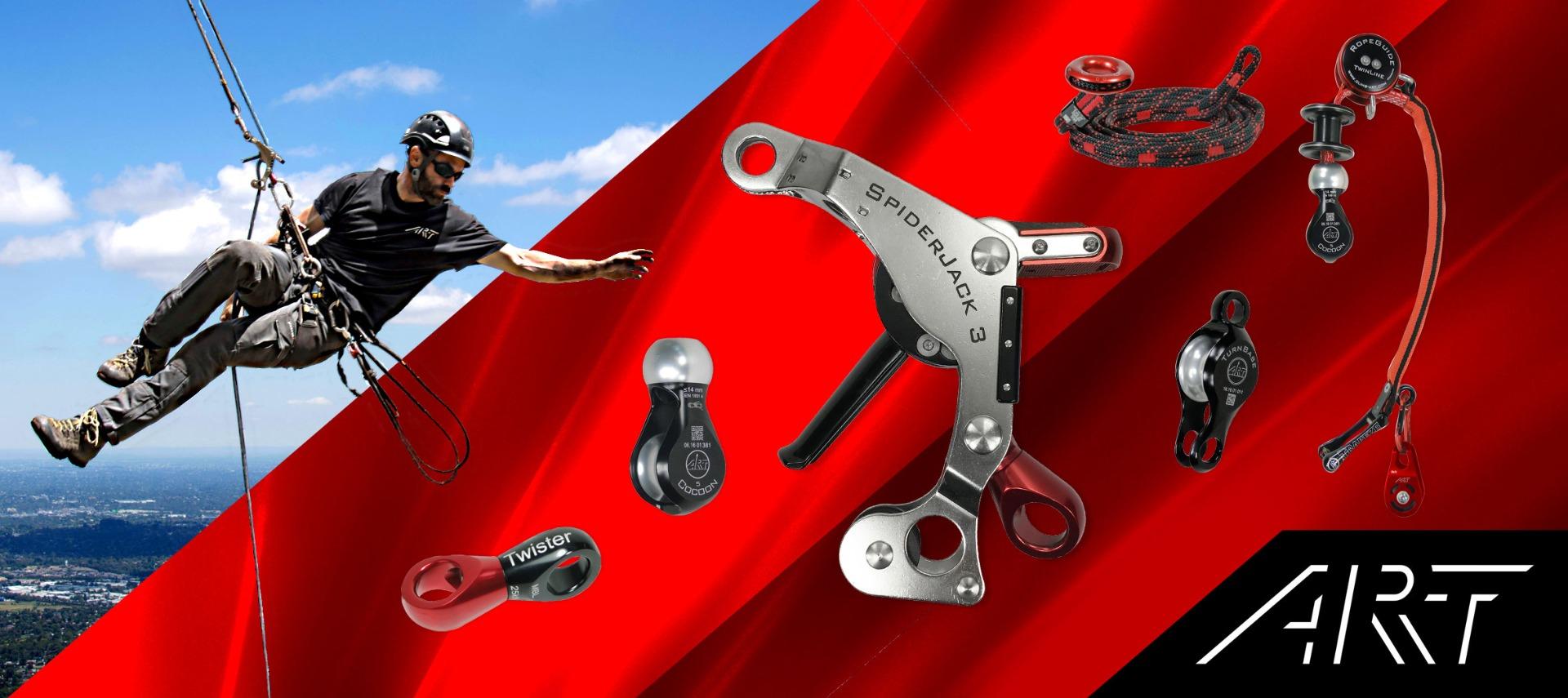 ART - Advanced Ropeclimbing Technology